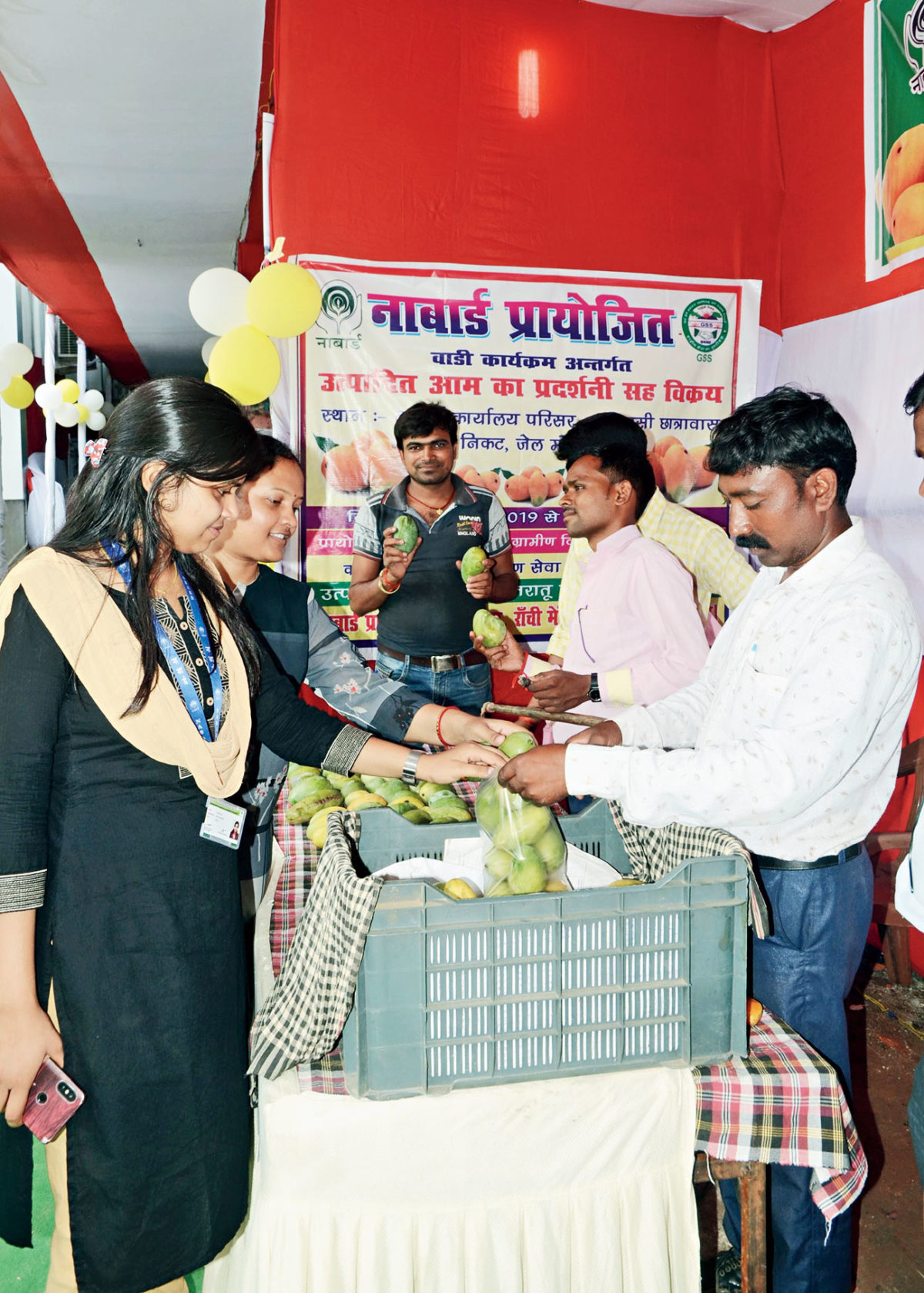 Two-day feast of organic delights for aam aadmi in Ranchi