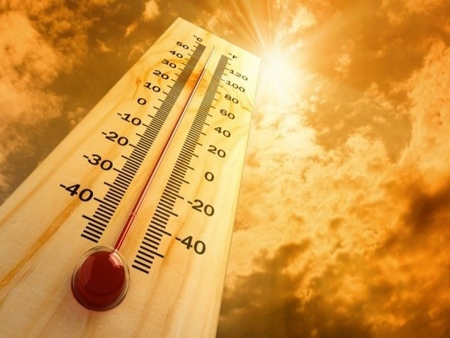 Patna sizzles at 45.8 degrees celsius, highest in 10 years