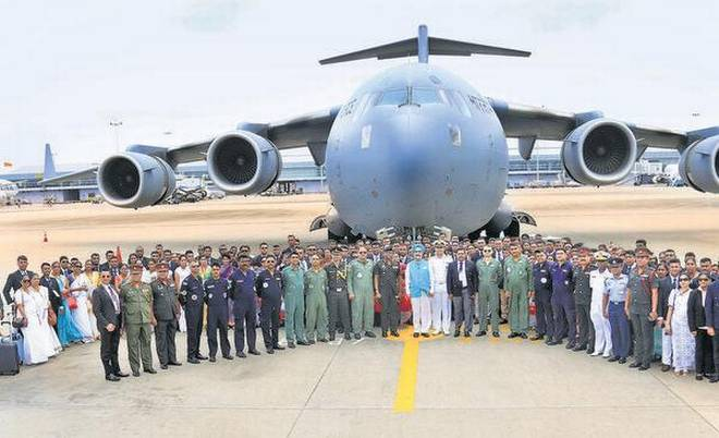 Second special visit to Bodh Gaya for Sri Lankan Armed Forces personnel
