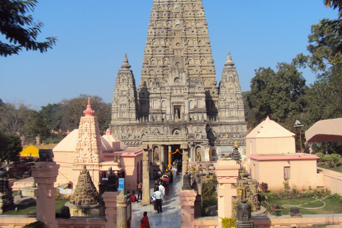 Historical treasures of India in Bihar: Bodh Gaya, Nalanda, Pawapuri