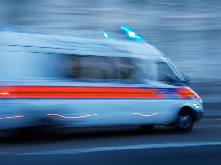 Bihar: Bootleggers use ambulance to smuggle liquor