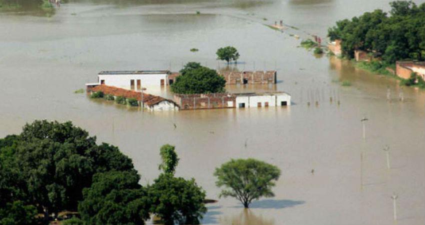 MORE FLOODING RAINS TO LASH ARARIA, KISHANGANJ, BHAGALPUR, BEGUSARAI, SIWAN AND GAYA