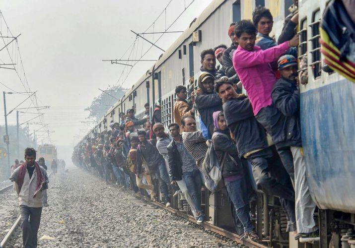 People travel 46 kilometres free of cost from Rajgir to Tilaiya in Bihar