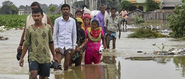Bihar floods toll reaches 97