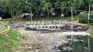 First phase of Harmu river revamp almost over, nothing to show for it