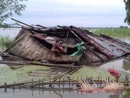 Flood catastrophe marooned 1.7 crore people in Assam & Bihar catastrophe