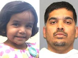 Indian-American adoptive father of Sherin Mathews begins life sentence