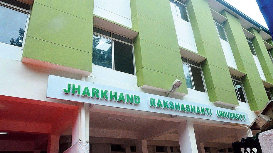 Jharkhand varsity 'defenceless' in job market