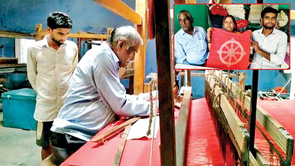 Nalanda weavers want 'acche din' back for their handloom