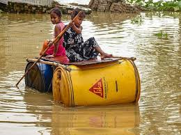 Rain subsides in Kerala; Relief & Rehabilitation intensifies in Assam and Bihar