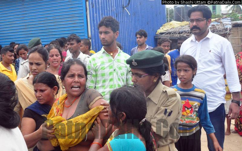 Youth Shot Dead in Patna; Ward Councilor's Husband Named Suspect