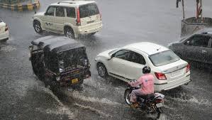 Here comes the heavy rain in Jharkhand