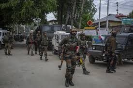 Militant, Soldier, Bihari Labourer Killed In Shopian