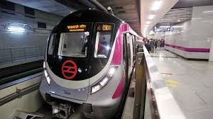 Now, expect fewer call drops on Delhi Metro's Pink and Magenta lines