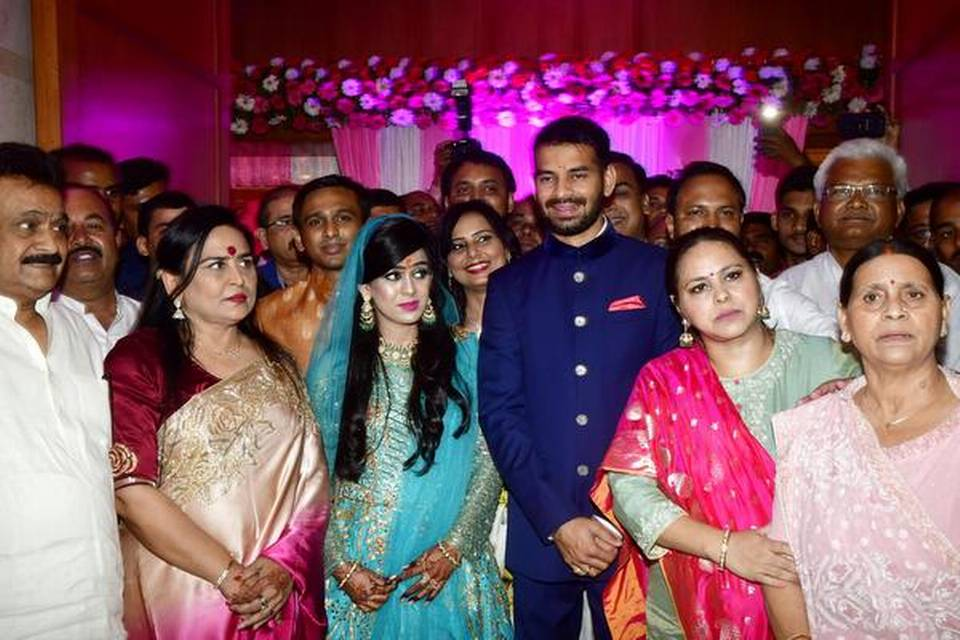 Tej Pratap Yadav is a drug addict, dresses up like Radha and Krishna, alleges wife Aishwarya Rai