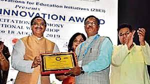 Gaya school headmaster honoured
