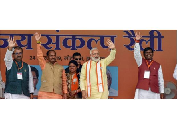 In Jharkhand, BJP poised to gain by default as Opposition is in disarray