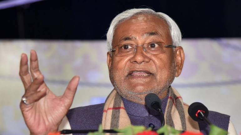 PM Modi denied my plea to accord central status to Patna University: Nitish Kumar