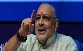 Giriraj Singh To Replace Nitish Kumar In Bihar After Assembly Polls? His Reply Shocks Everyone
