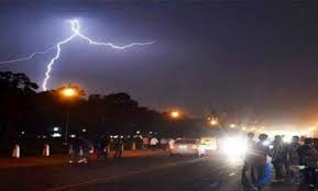 Lightning strike in Bihar kills 18 in 24 hours