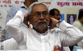 "'Poster War' Over Nitish Kumar Being ""Just Fine"", And Bihar ""Sick"""