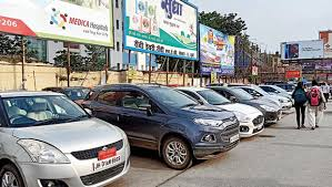 Parking fees to be slashed in Ranchi