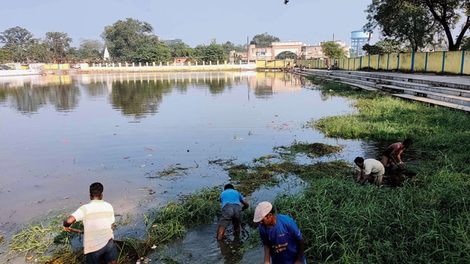 Chhath tale of Ranchi and Jamshedpur.