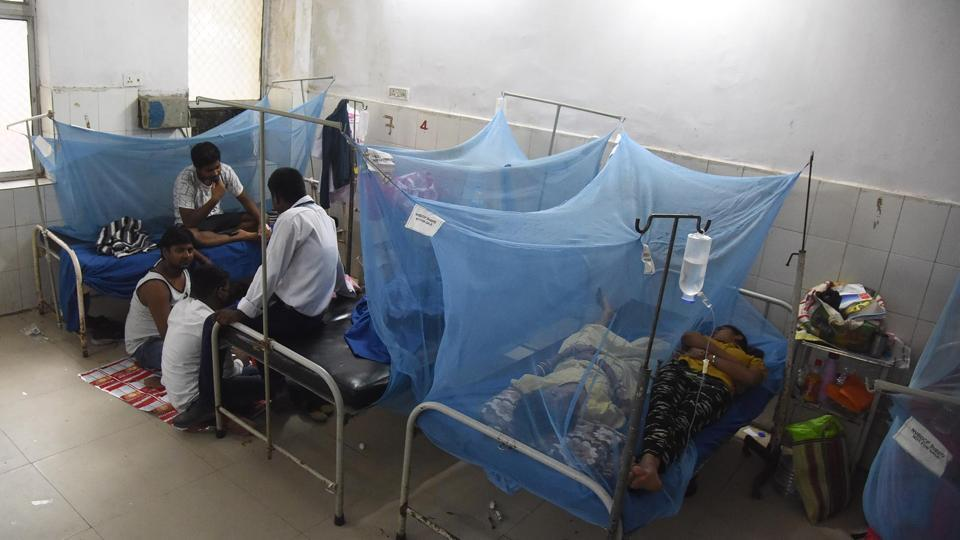 Doctor part of central team in Patna to check dengue spread is now a patient.