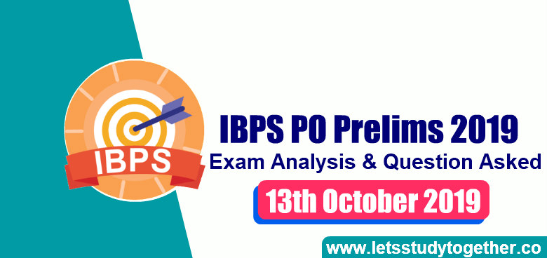 IBPS PO Prelims 2019: 1st slot of exam conducted today, see paper analysis.