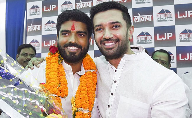NDA's Performance In Bihar Not As Per Expectation: Chirag Paswan.