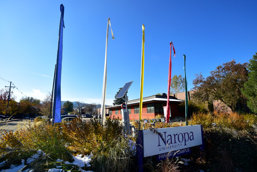 Naropa University to sell 30th Street campus in Boulder.