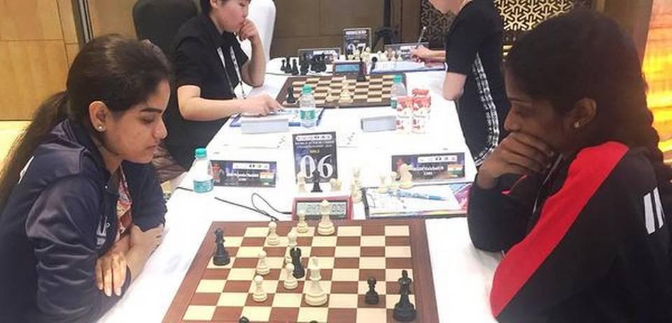 World Junior chess | Karthikeyan, Aravindh and Priyanka win.
