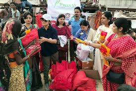 Jamshedpur citizens join hands for Patna flood affected people
