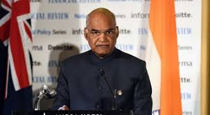 President Ram Nath Kovind to be in Japan for emperor's enthronement