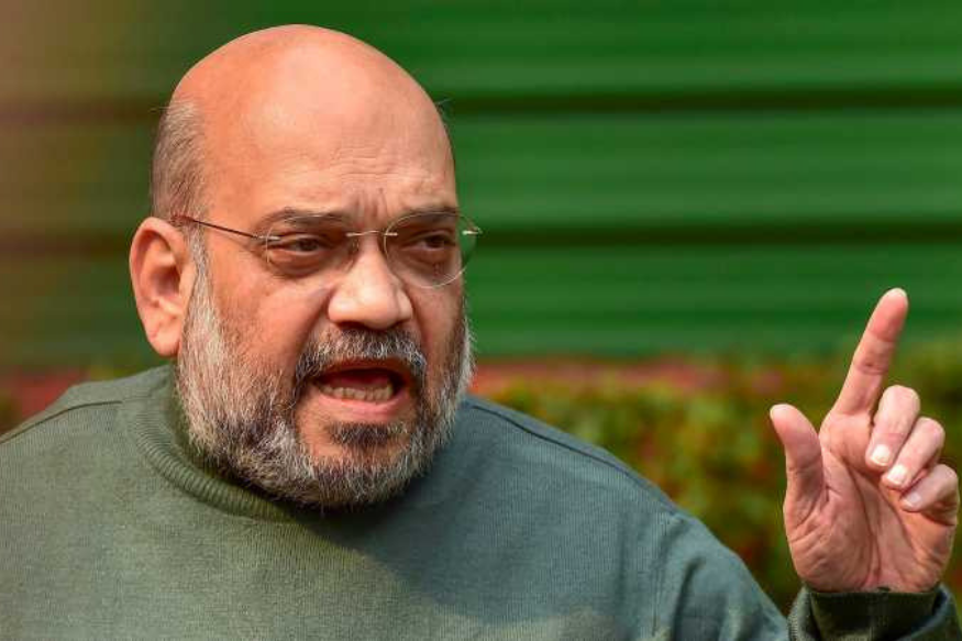 Amit Shah Says Jharkhand Will Again Pick 'Twin-Engine' Govt, Confident of Old Ally's Return.