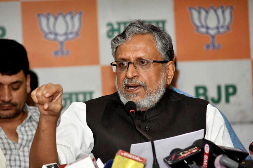 Bihar Spent Rs 67,000 Crore on Children from 2013-18, Says Deputy CM Sushil Modi.