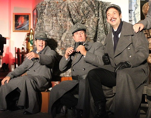 Bodhi Tree Concerts Brings 'All Is Calm' Back To Veterans Museum.