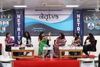 IIM, Bodh Gaya concluded its annual leadership summit, Netritva.