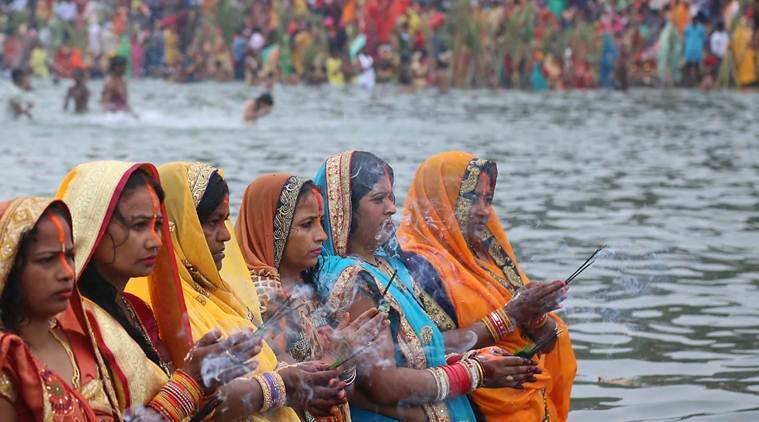 In alert on Chhath Puja, Bihar district admn names Muslims.
