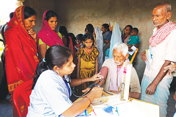 'Jharkhand Taking Giant Leap to Bolster Patient Care'