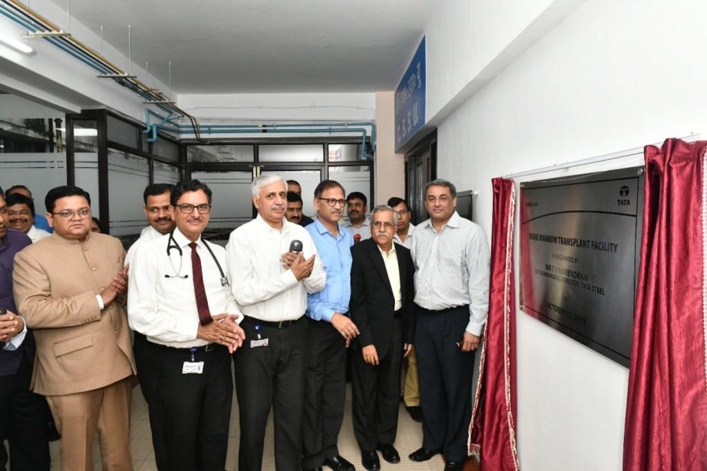 TMH first Jharkhand hospital to get Bone Marrow Transplant facility.