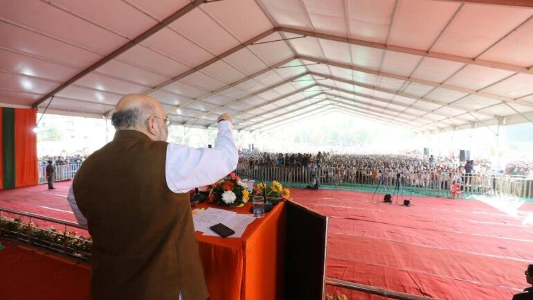 Vajpayee govt created Jharkhand, Modi taking it forward: Amit Shah