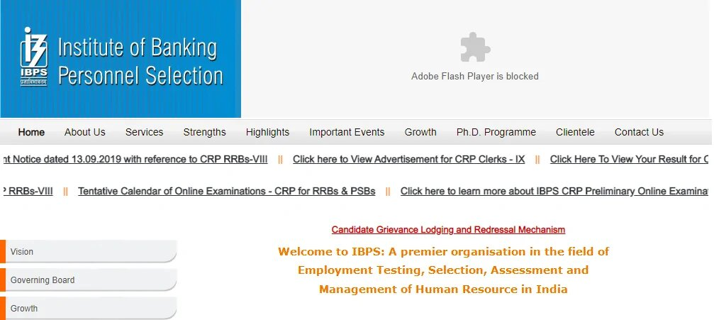 IBPS SO Admit Card 2019 Released at ibps.in, Steps How to Download Exam Hall Ticket Check here.