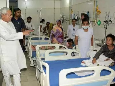 Lying in hospital bed, students worry about their future.