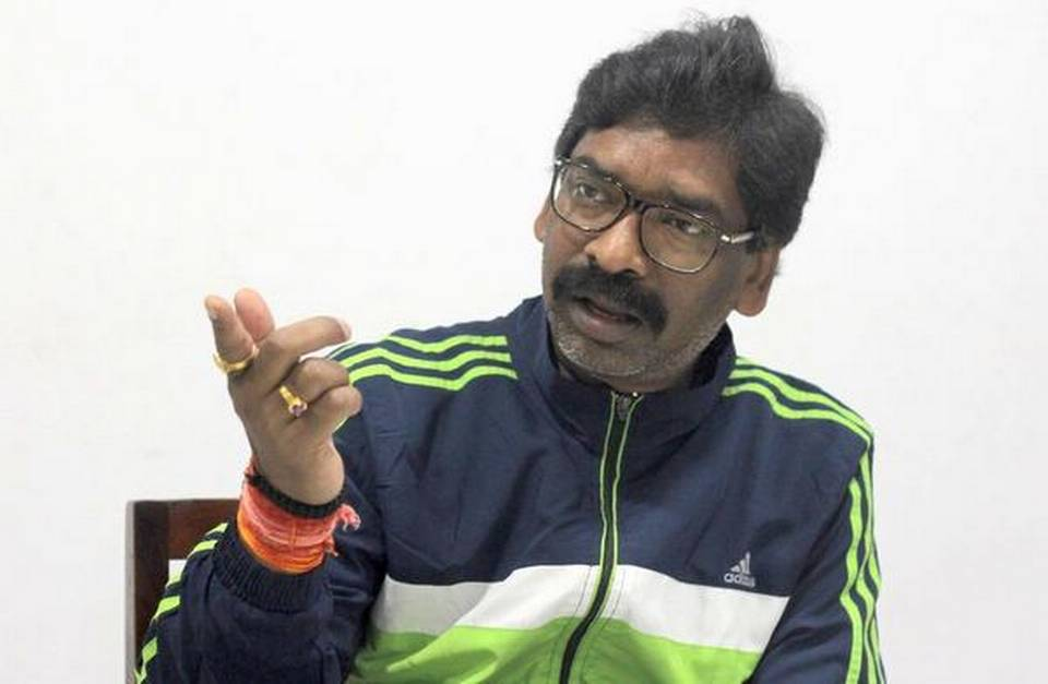 Won't implement CAA, NRC in Jharkhand: Hemant Soren.