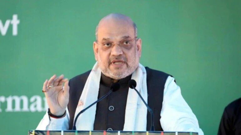 Amit Shah sounds poll bugle in Bihar, says NDA to fight assembly elections under Nitish.