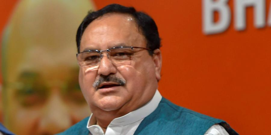Bihar CM, dy CM and others congratulate JP Nadda for becoming BJP president.