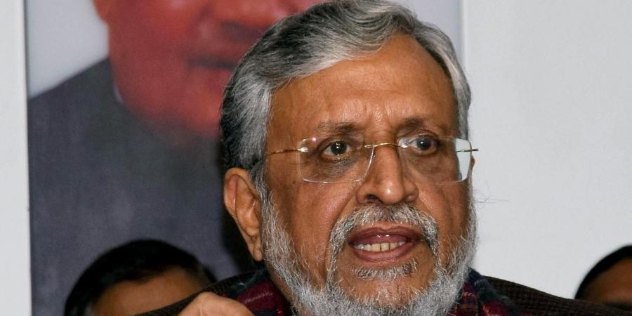 Bihar Deputy CM Sushil Kumar Modi attacks RJD for playing pseudo-politics.