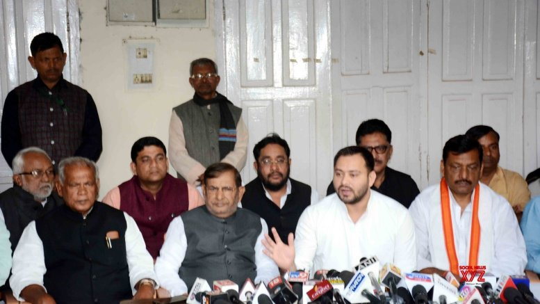 Bihar: Oppn alliance fights for seats ahead of polls.