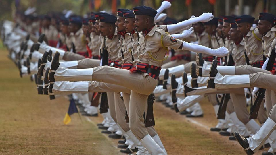 Bihar government schools' students to become police cadets.